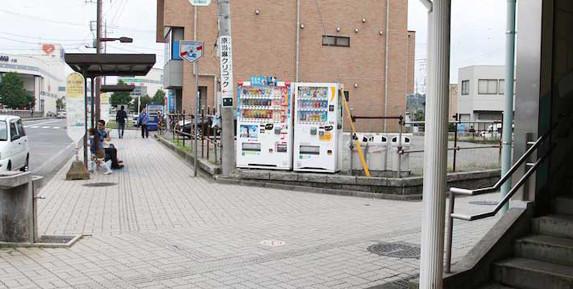 原当麻駅から徒歩でのアクセス